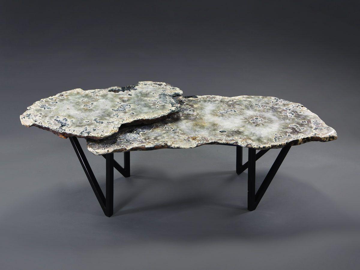 2 tier split v leg table table decor living room table