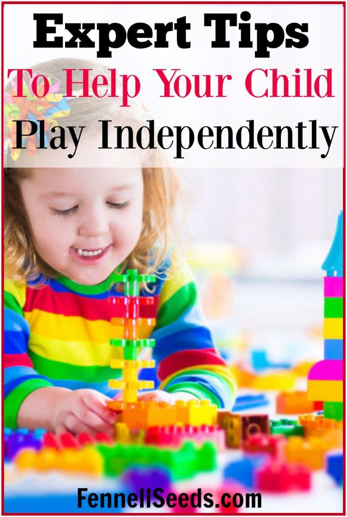 Expert Tips to Help Your Child Play Independently. Who doesn't want their kid to play nicely by themselves for a little while. These tips helped in getting my little girl. These ideas are great.