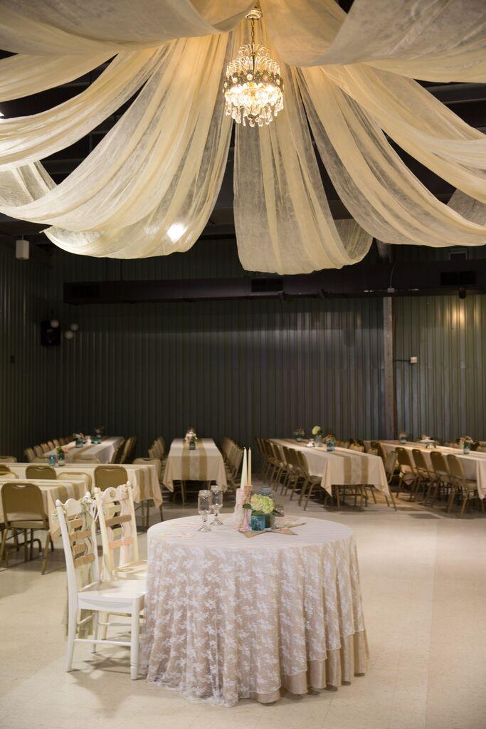 Wedding Ceiling Drape