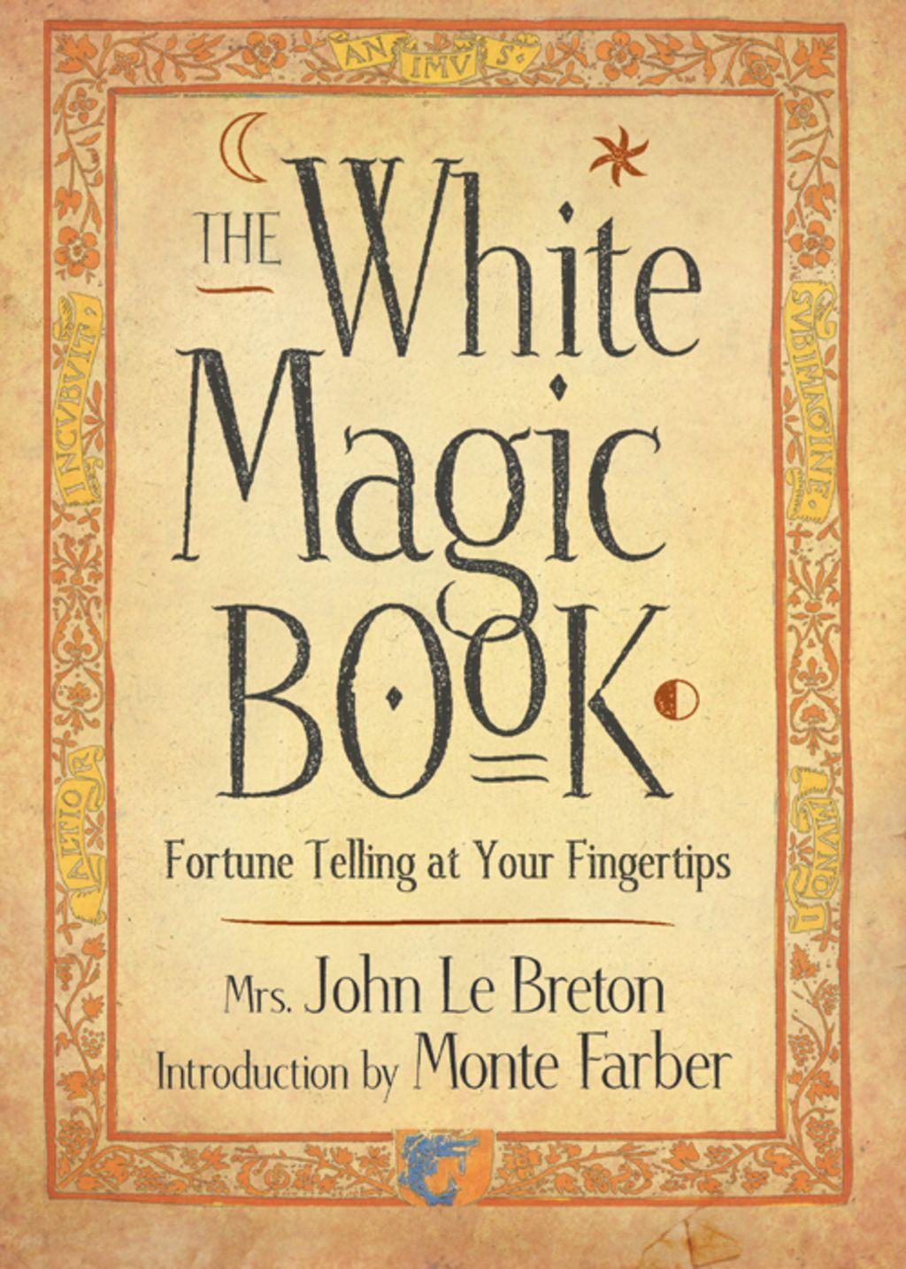 The White Magic Book (eBook) White magic book, Magic