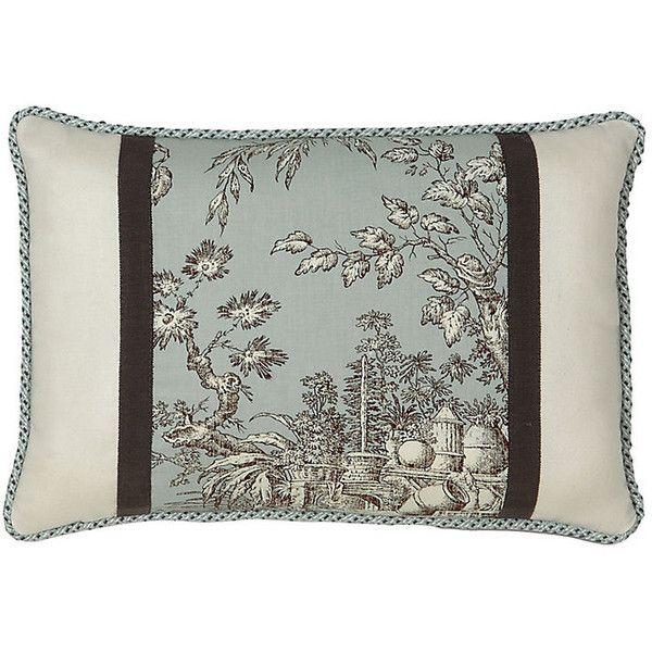 Ballard Designs Camille Toile Trellis Decorative Pillow 40 BRL Delectable Toile Decorative Pillows