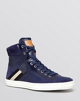6b80540298fe7b Bally Oldani High Top Sneakers Men - Sneakers & Athletic - Bloomingdale's