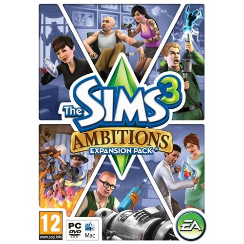 The Sims 3 Ambitions Expansion Pack Pc Mac Free Download