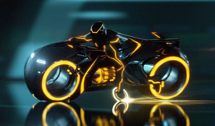 Rinzler Light Cycle 5th Generation