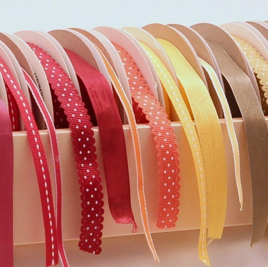 Ribbon Holder Ribbon Holders Ribbon Storage Craft Storage