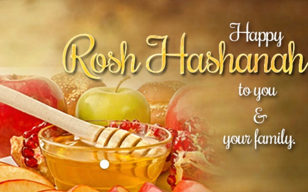 Happy Rosh Hashanah! Wish you and your families a blessed, safe and prosperous New Year! May you be filled with lots of love and guidance throughout the year!  HappyRoshHashanah  HappyNewYear  Peace  Love  Happiness #happyroshhashanah