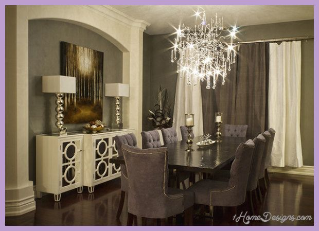 Nice Dining Room Ideas Houzz Dining Room Decor Elegant