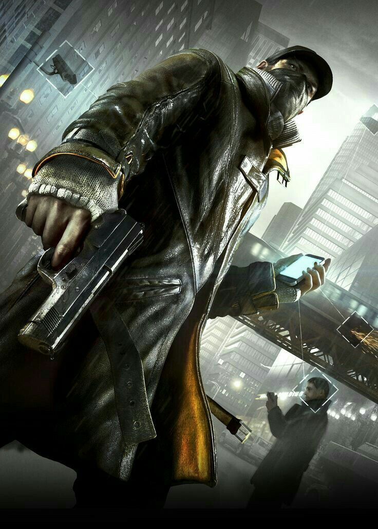 Watch Dogs / Aiden Pearce!
