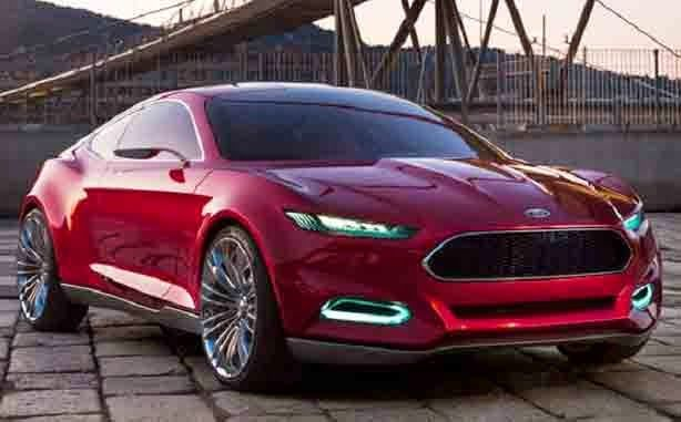 2015 Ford Fusion Hybrid Titanium Release Date Ford Fusion Concept Cars New Cars