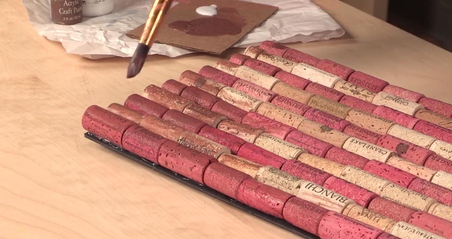Wine Cork R Just Need To Make A K Wine Cork Art Cork Art Wine Cork