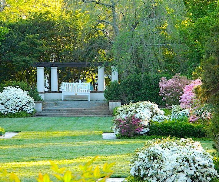Delightful Reynolda Gardens, Winston Salem NC