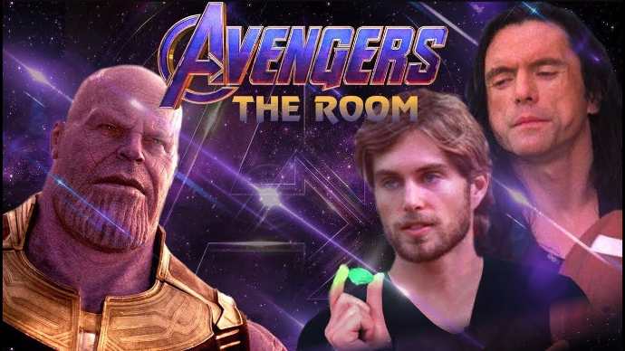 Finally Tommy Wiseau Joins The Avengers In Marvel S The Room Marvel Movies Greg Sestero Avengers