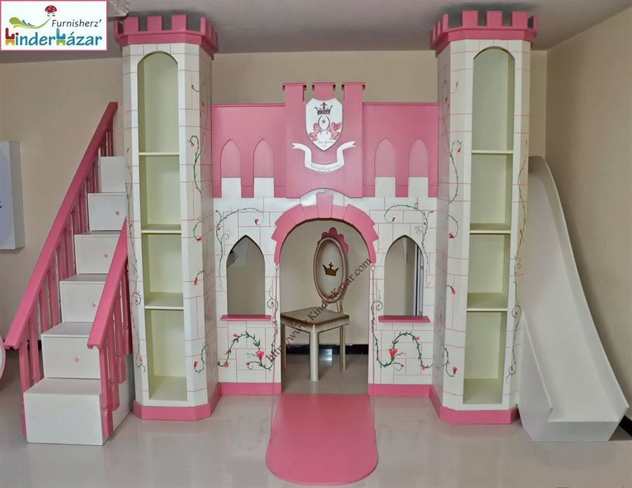 Furnisherz' KinderKázar. Alcázar Royale   Princess room ...