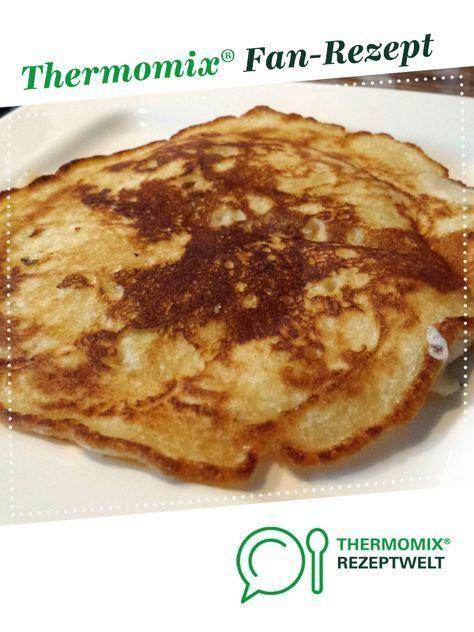 Apfel - Pfannkuchen von AlexFC. Ein Thermomix ® Rezept aus der Kategorie Backen süß auf , der Thermomix ® Community.