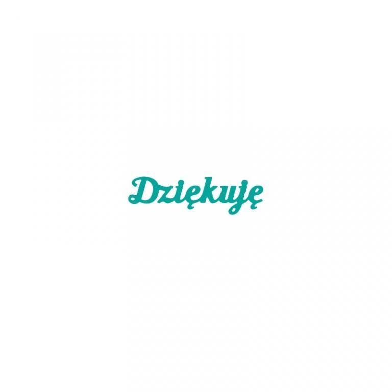 Gosia Wykrojnik Rosy Owl Napis Dziekuje 5941178680 Oficjalne Archiwum Allegro Words Kind Words Allianz Logo