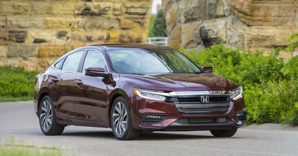 Honda Insight Best Car To Buy 2019 Nominee Honda Insight Honda Honda Accord Sport