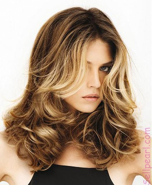 Sexy Hairstyles 2014 Trendy Long Curly Hairstyles For