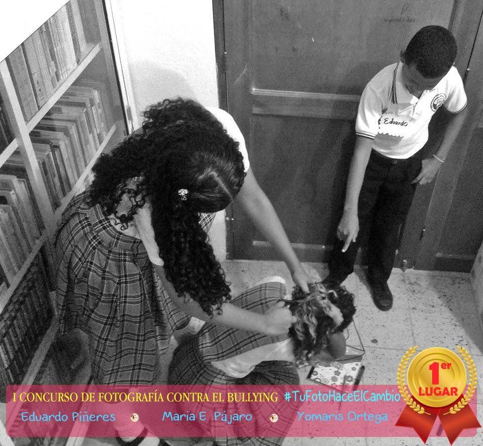 """Factor 4: Procesos Académicos. Primer Puesto, I Concurso de Fotografía """"Cartagena Participa"""" contra el Bullying -  #Unicartagena #ComunicaciónSocial"""