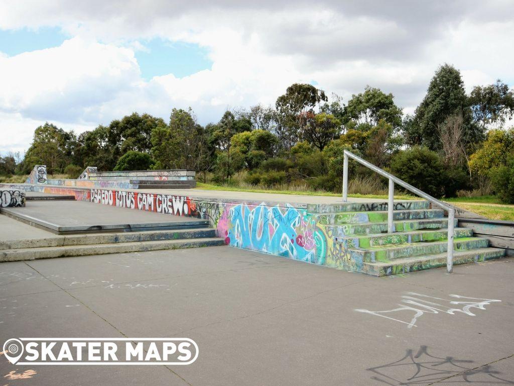 Quarries Park Skatepark Four Stars Skate park, Clifton