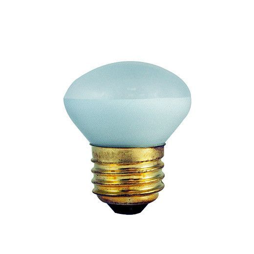 40 Watt Incandescent R14 Mini Reflector Medium Base Clear/Sold As 30