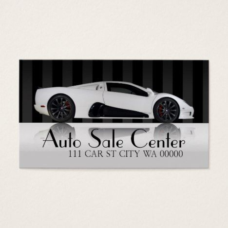 Auto car dealer body shop business card business auto car dealer body shop business card colourmoves