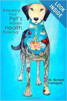 Holistic Therapy for Dogs and Cats Book Helps Pet Parents Improve Animals' Health | Amazon Tripawd Selections | Recommended Three Legged Can...