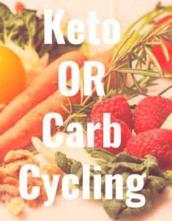 Carb Cycling Healthy Meal Diet Plan for Women to Lose Weight Fast