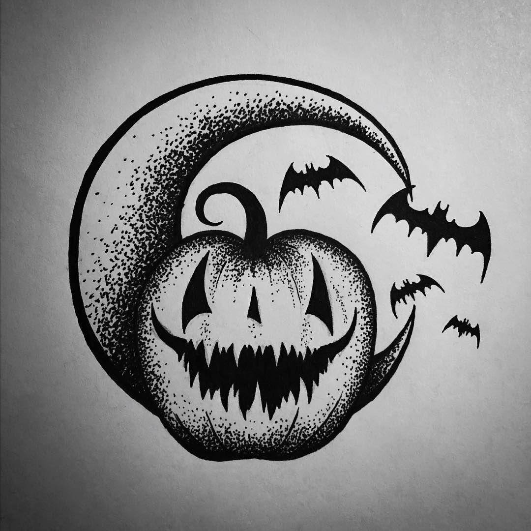 "Ashton Wood on Instagram ""Creating quick little Halloween"