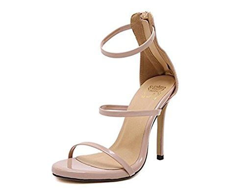 Chaussures - Sandales Nude Unis