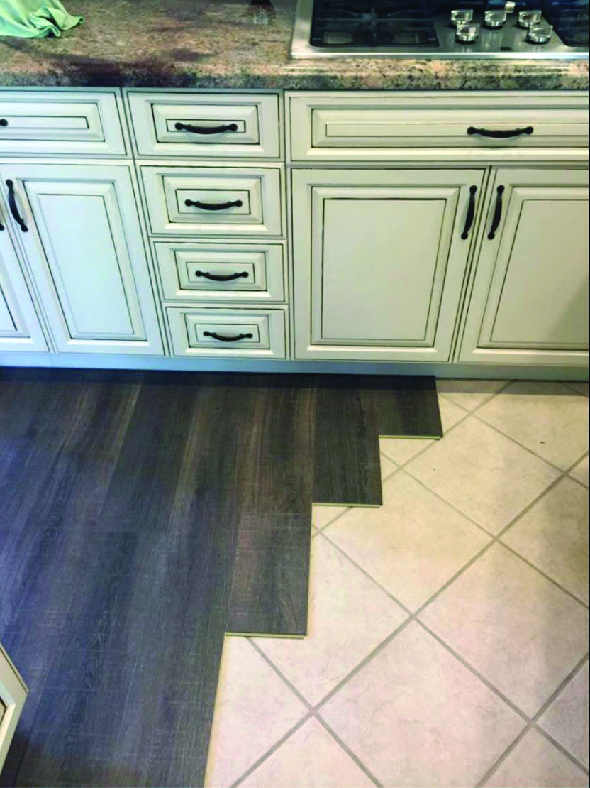 5 Best Luxury Vinyl Plank Floors For Your Home Diy Kitchen