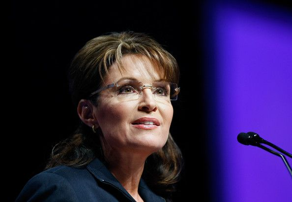 Sarah Palin - Sarah Palin Addresses Real Estate Convention In Las Vegas