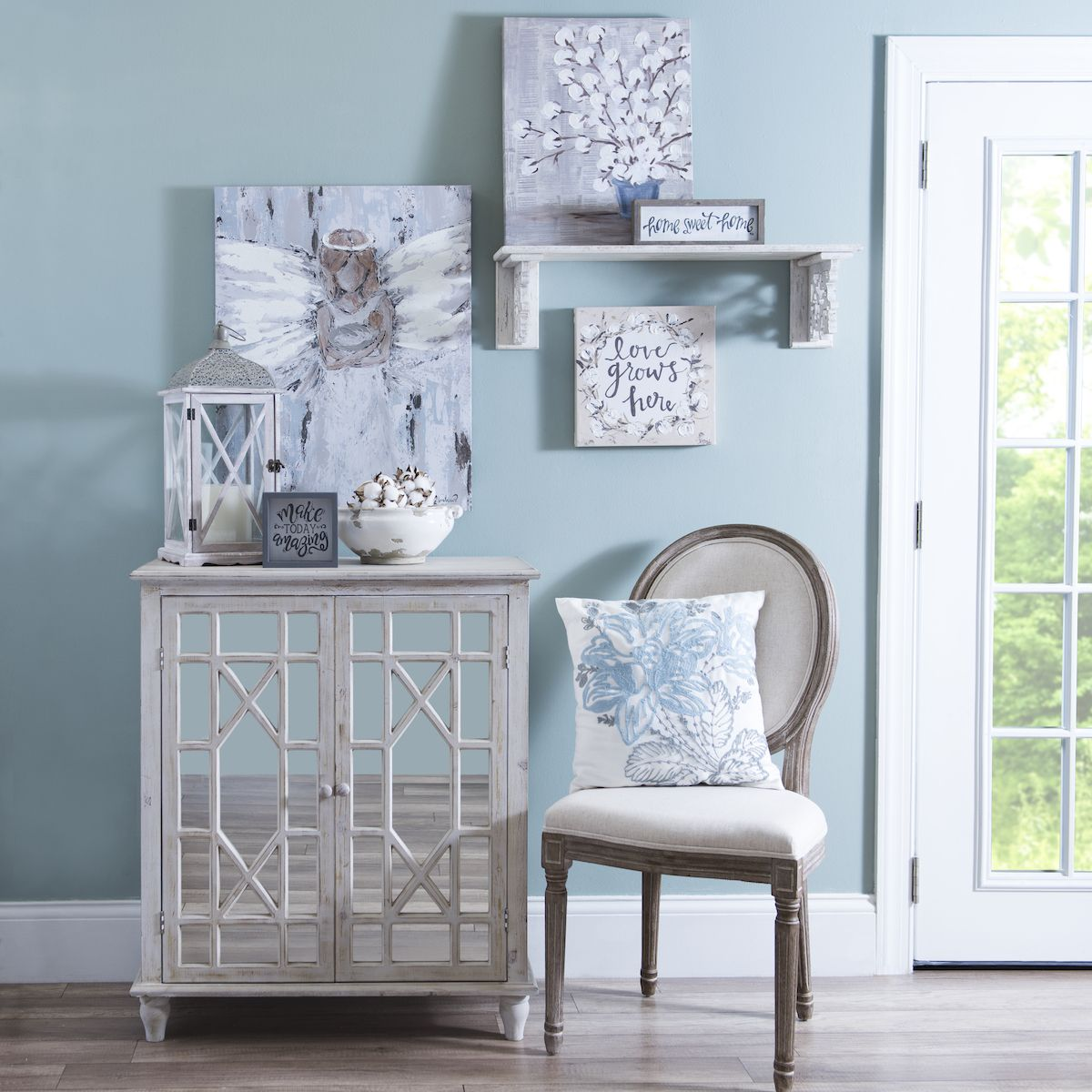 With Kirkland's, create an entryway that's cozy and ... on Kirkland's Decor Home Accents id=33476