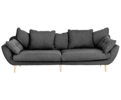 Big Sofa Clara (4 Sitzer)