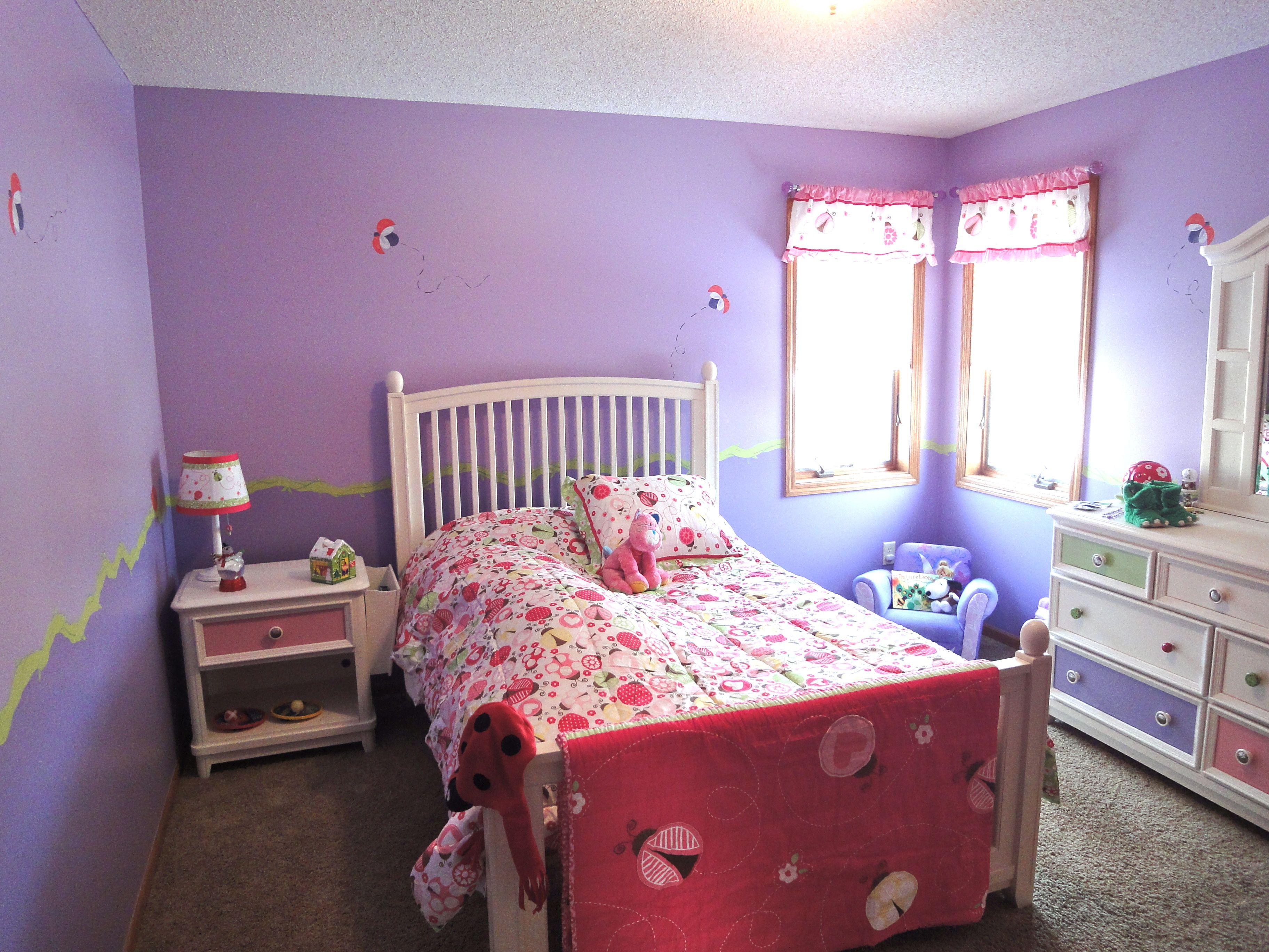Best Ladybug Room Simple But Fun Ladybug Bedroom Ladybug 400 x 300