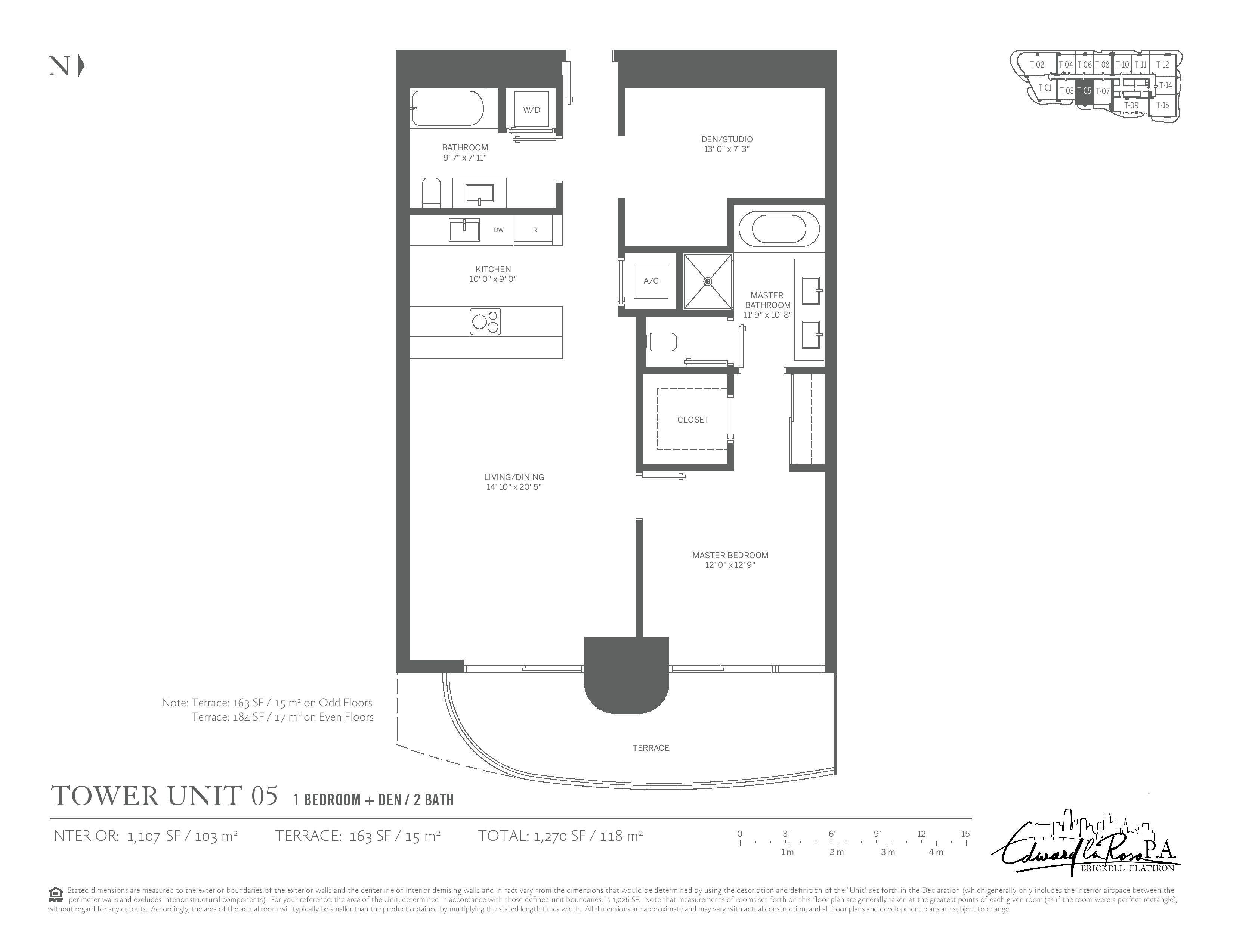 Floor Plans Brickell Flatiron Miami Florida Floor Plans Brickell Flatiron Condo Floor Plans