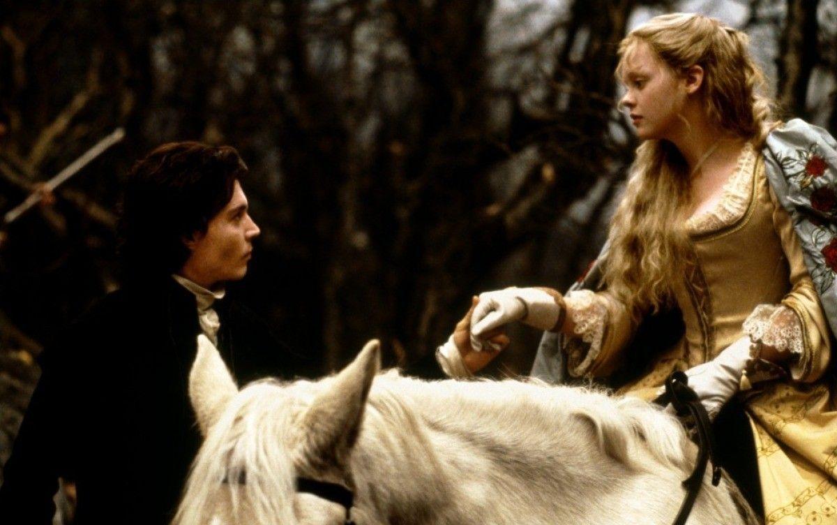 Sleepy Hollow 1999 - Katrina and Ichabod Crane