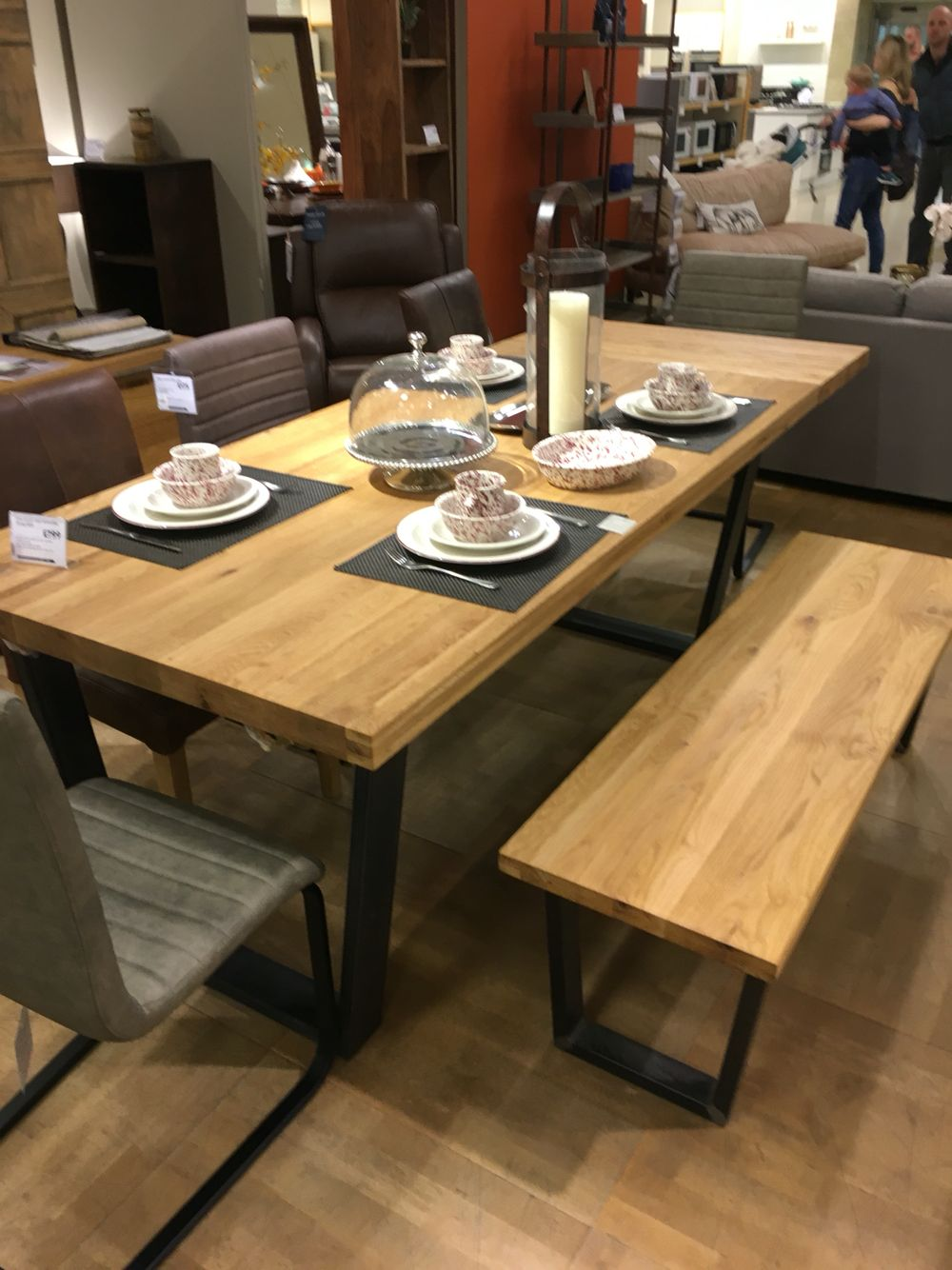 John Lewis Table Calia Extending Kitchen Living Kitchen Diner Dining