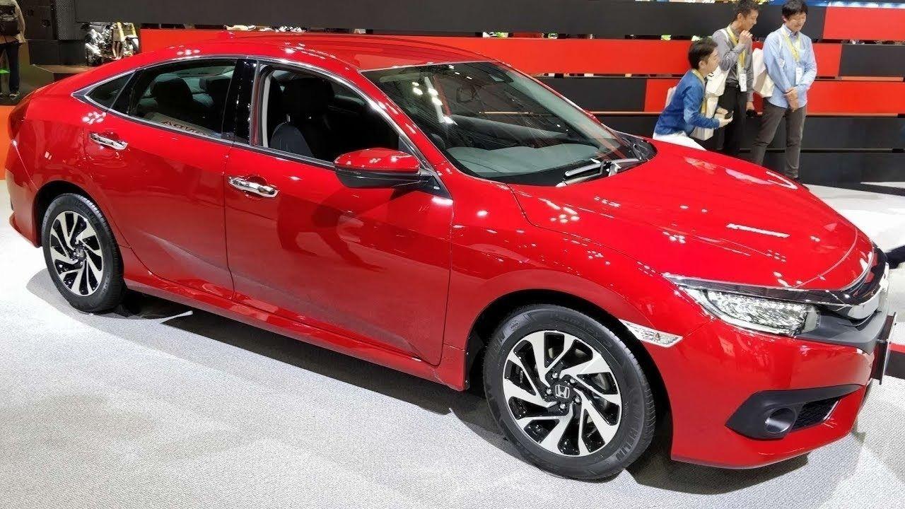 New 2019 Honda Big Red Exterior Honda civic, Honda