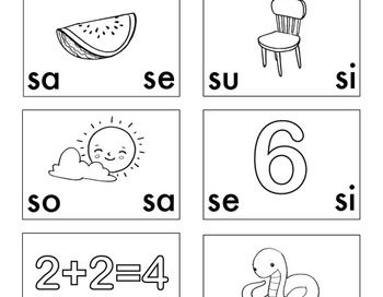 Monarca+Language+has+created+a++free+printable+to+practice+the+syllables+sa,+se,+si,+so,+su.+  Before+starting+this+activity+you+might+want+to+practice+the+vowels+first+(a,+e,+i,o,+u).+How+about+a+song+first:  la+s+con+la+a+dice+sa la+s+con+la+e+dice+se la+s+con+la+i+dice+si...