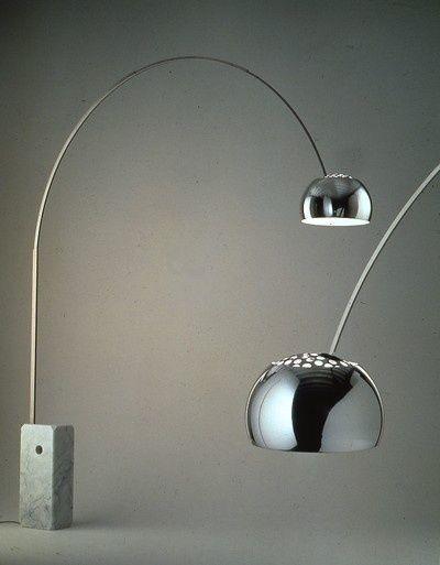 Arco Design Srl.Arco Floor Lamp C Achille Castiglioni S R L Flawless
