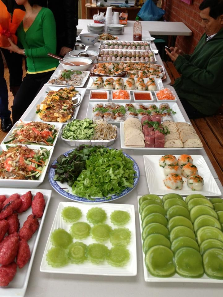 Asian Buffet Dishes Buffet Food Tea Party Food Catering Food