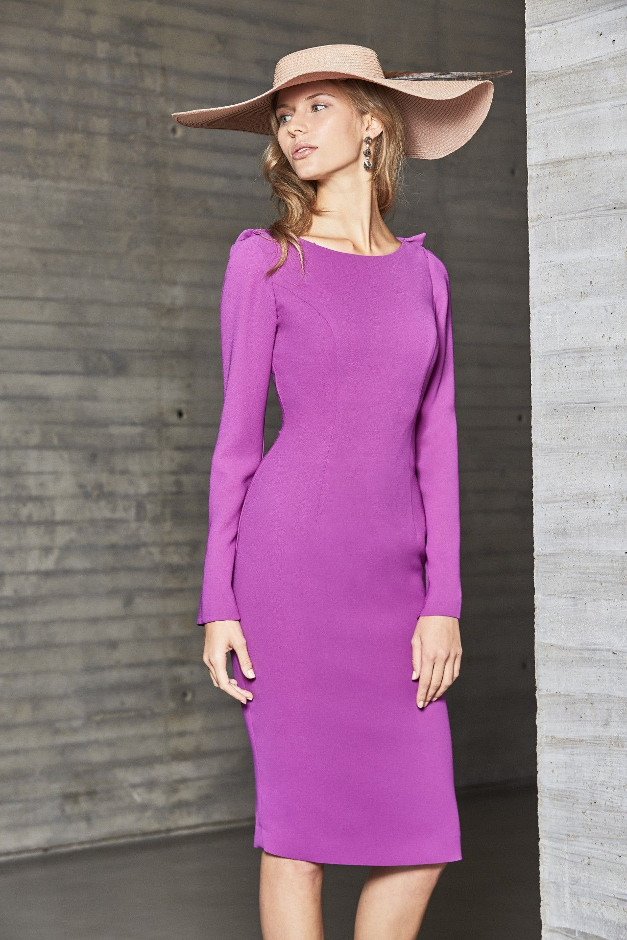 Ana Torres 2018 Modelo 18401A Sencillo vestido corto para madrina de ...