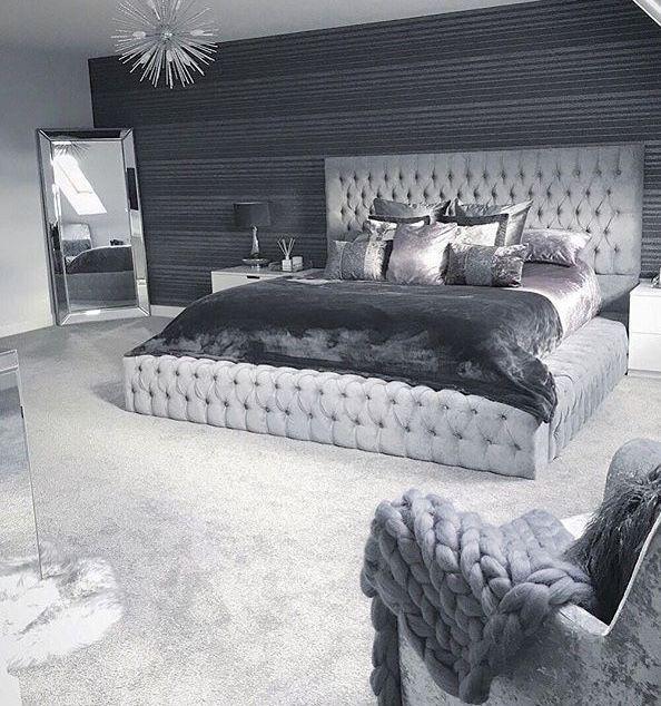 Jocelyne Cozy Master Bedroom Design Stylish