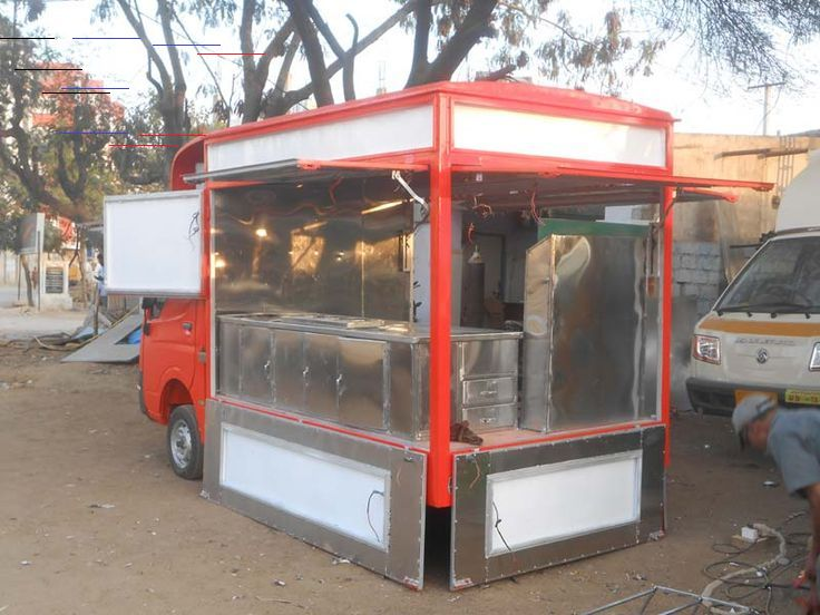 Photo of Mobile Food Truck Manufacturer & Exporters From, India  Id – 1307584