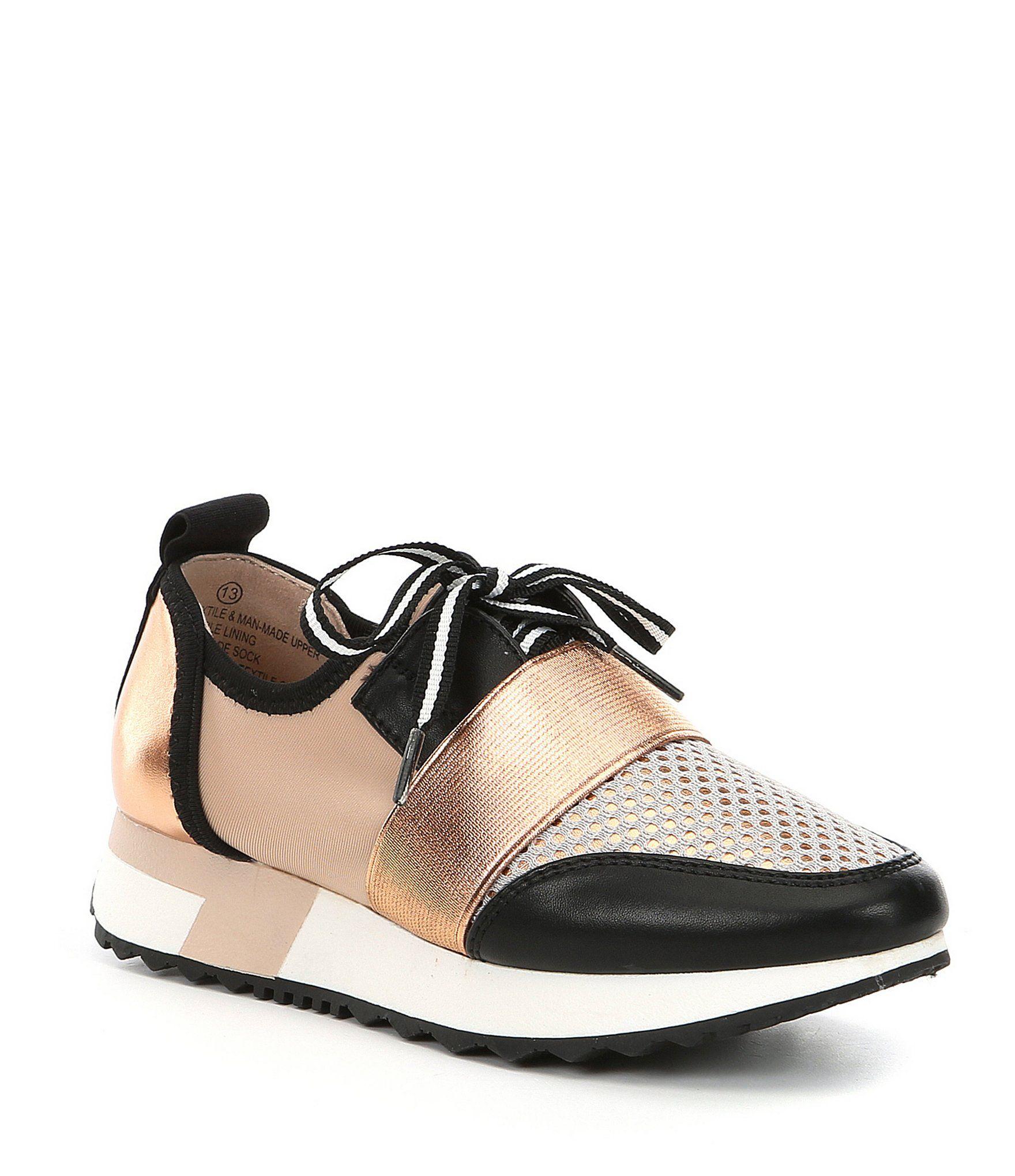 J-Antics Metallic Sneakers