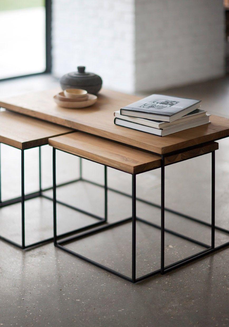 Handcrafted Teak Furniture from Trunk | Teak furniture ...