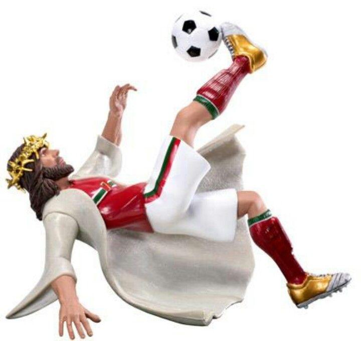 """Résultat de recherche d'images pour """"jésus football"""""""