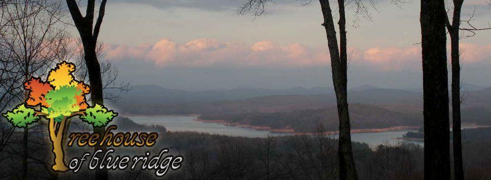 Treehouse of Blue Ridge - North Georgia Mountain Wedding ...