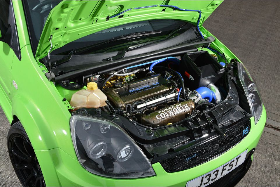 Fiesta St Cosworth Supercharged 325 Bhp Custom Cars Ford