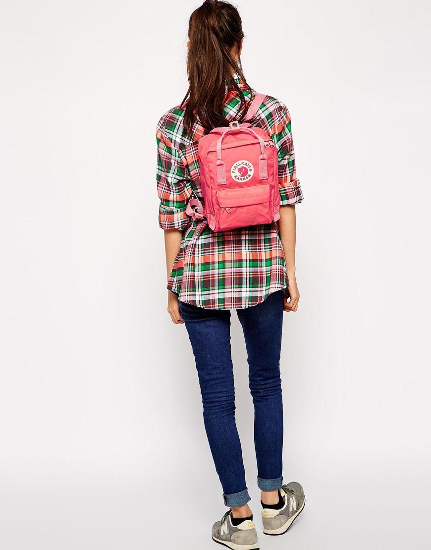 kanken mini backpack size
